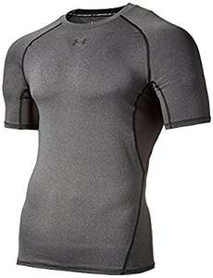 Under Armour Men's UA HeatGear Armour Short Sleeve Compression Shirt £10.75  (Prime) / £14.74 (non Prime) at Amazon