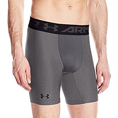 Under Armour Men's HeatGear Armour Mid Compression Shorts £9.71 (Prime) / £13.70 (non Prime) at Amazon