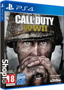 Call of Duty WW2 PS4 £39.85 Shopto
