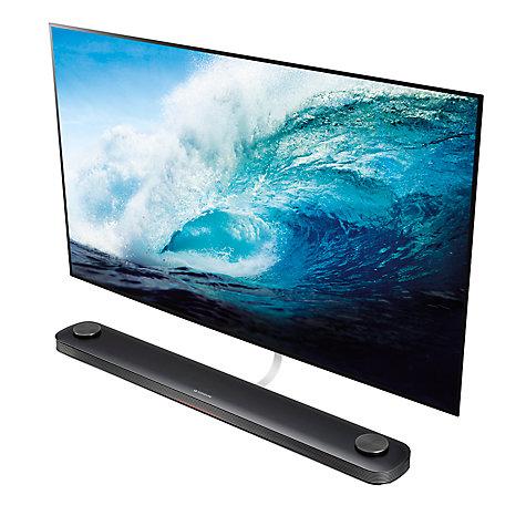 "LG OLED65W7V Signature OLED HDR 4K Ultra HD Smart TV, 65"" At £4499.00.  5 year warranty.  John Lewis"