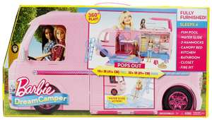 Barbie Camper £64 on Amazon Germany