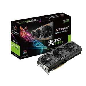 1080ti Strix + Destiny 2 and Assassin's Creed - £669.98 eBuyer free Saturday delivery