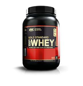 Optimum Nutrition 908g £18.99  (Prime) / £23.74 (non Prime) Amazon