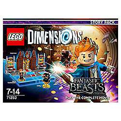 Lego Dimensions Movie Starter Pack Extensions - £17 @ tesco instore (Batman, Fantasitc Beasts, Ghostbusters)