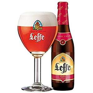 Leffe Ruby Abbey Beer 750ml £2.50 at Asda