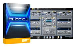 Hybrid 3 Synth by AIR Music Technology £1  - pluginboutique