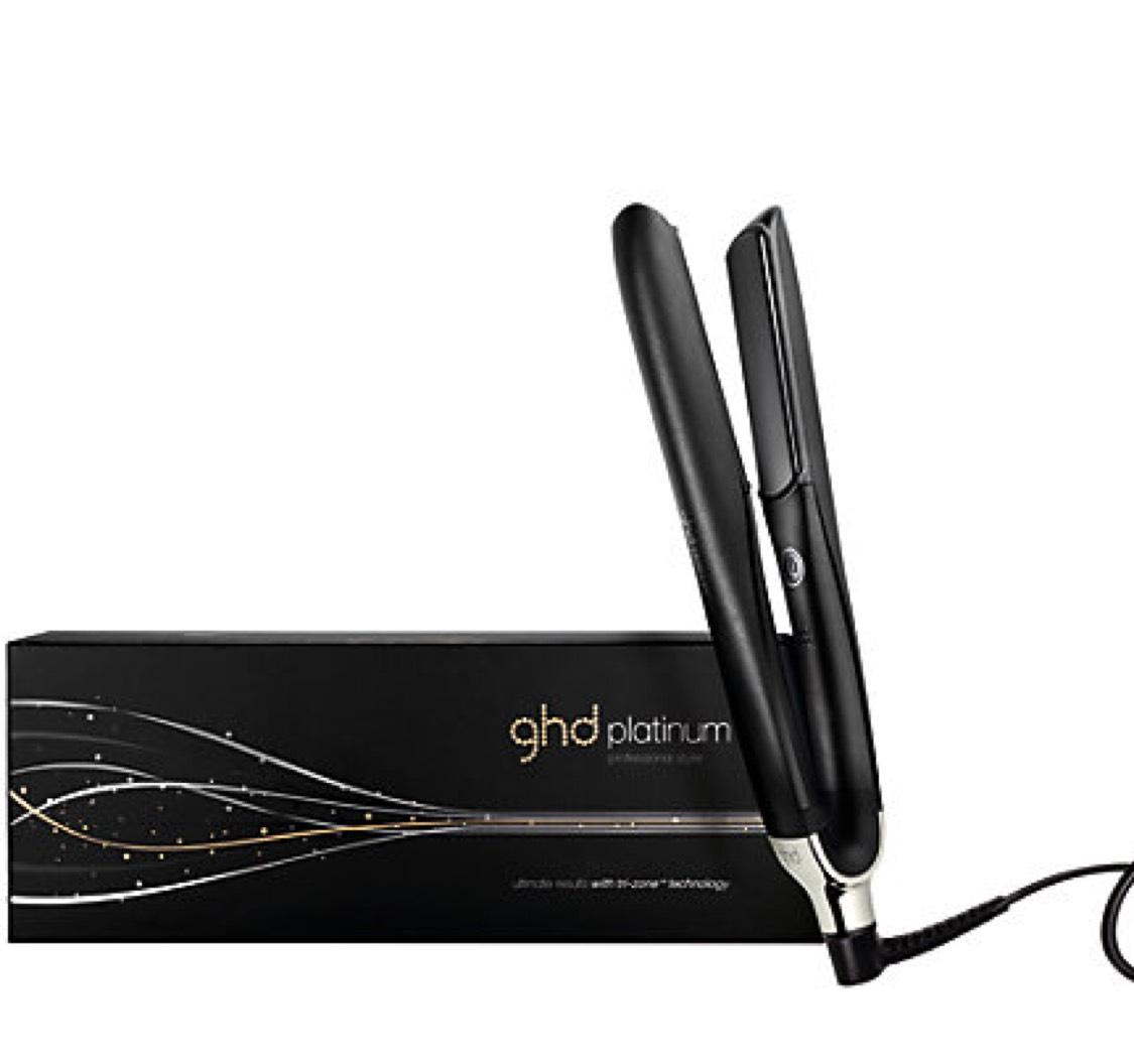 GHD Platinum Hair Styler £145 (John Lewis)