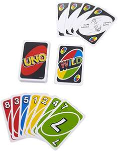 UNO Cards £2.86 Amazon - add on item