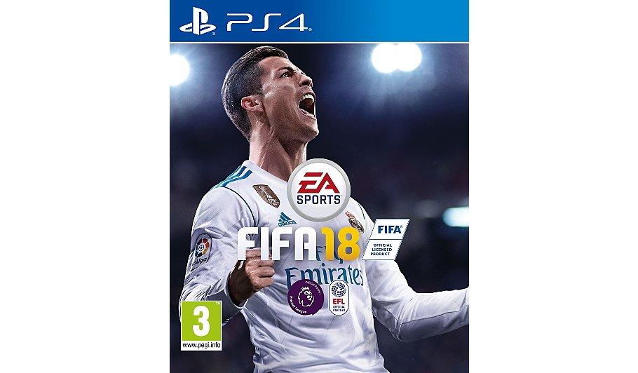 FIFA 18 £39 Asda