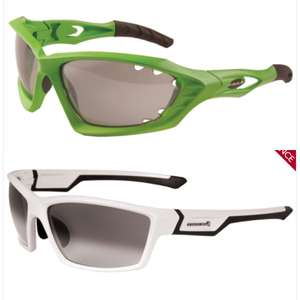 Endura cycling sunglasses Mullet Light Reactive lense £19.99 & Snapper II £14.99 & others @ evans cycles Free C&C to store