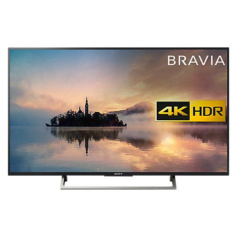 """Sony Bravia KD55XE7003 LED HDR 4K Ultra HD Smart TV, 55"""" £599 - John Lewis 5yr warranty"""