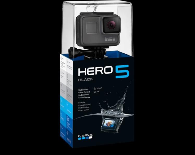 Gopro Hero5 Black - including £100 of accessories £349 @ Argos