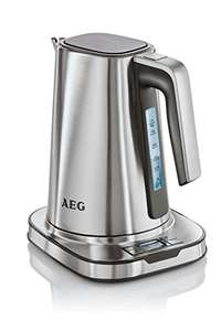 AEG EWA7800-U 7 Series Digital Kettle - Stainless Steel [Energy Class A]