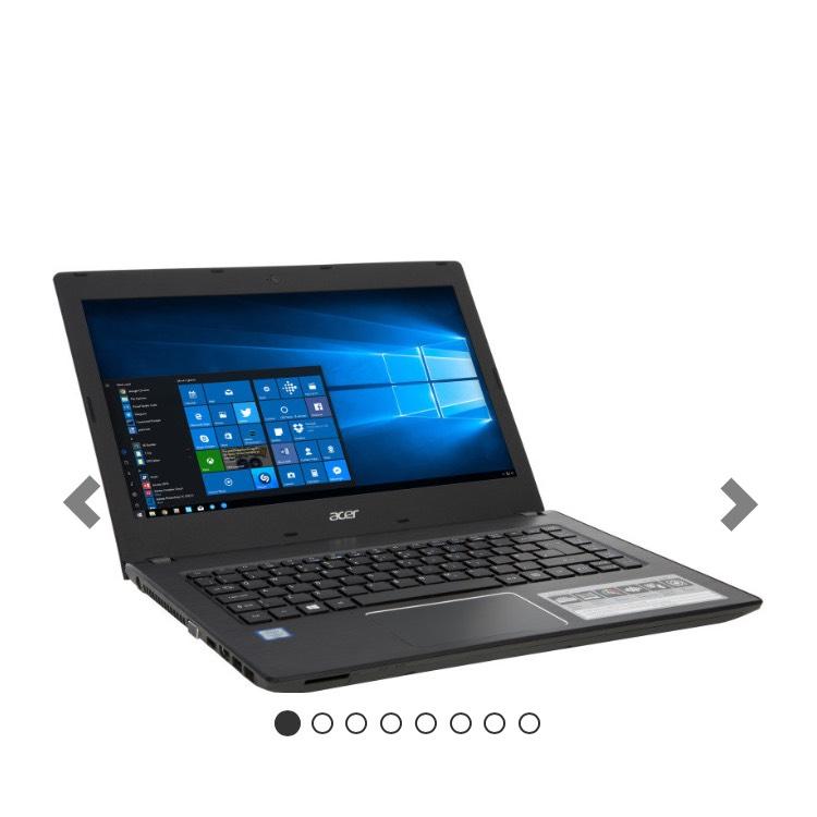 Acer Aspire E-14 (E5-475) Laptop is 299.98 @ ebuyer