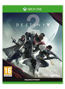 [Lightning Deal] Destiny 2 Xbox One/Ps4 £19.99 @Amazon (Starts at 8.30 non prime)