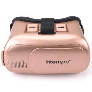 Intempo 3D VR Headset now  £5 - Rose Gold, Black, Grey (RRP £19.99) @ B&M