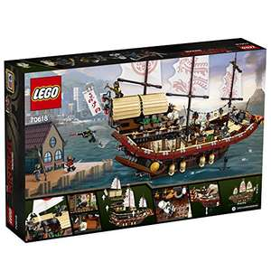 Lego ninjago destiny's bounty £78.99 Amazon