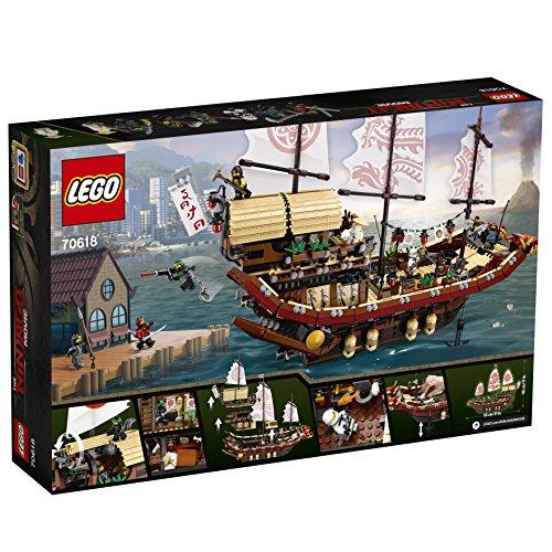 Lego ninjago destiny's bounty £78.99 Amazon