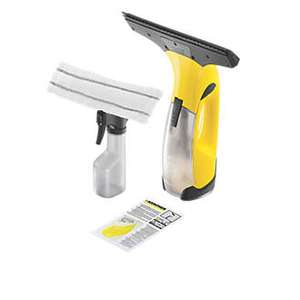 Karcher WV2 Plus cordless window vac £39.99 @ Screwfix