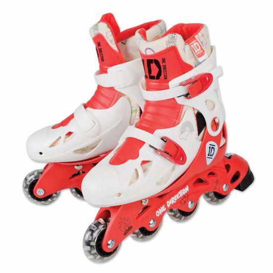 One Direction Adjustable Kids Inline Skates age Great Offer Store for £9.94 delivered