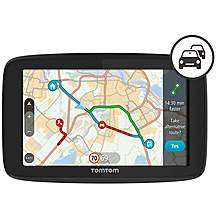 TomTom Go 520 World Maps + WiFi £149.99 Save £70 // TomTom Via 52 EU £99.99 save £70 at Halfords