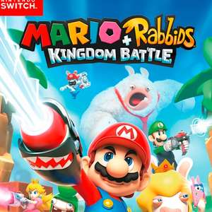 Mario and Rabbids Kingdom Battle - £29.99 for Nintendo Switch Grainger Games