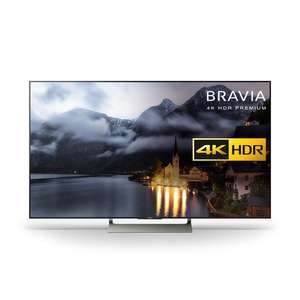"Sony KD55XE9005BU 55"" 4K Ultra HD Smart LED TV Bravia Hdr £1124 Co-op Electrical with voucher BFT75"