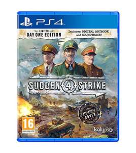 Sudden Strike 4 PS4 Day One Edition Black Friday £29.99 @ Amazon/Game