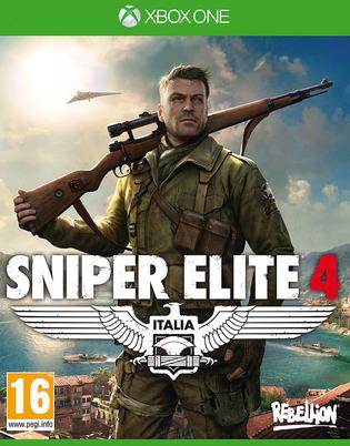 Sniper Elite 4 (XO/PS4) at Shopto for £17.86