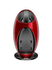 Nescafe Dolce Gusto Edg250.R Dolce Gusto Jovia Pod Machine - Red was £89.99 now £27.49 C+C @ Very (+ £20 Web Credit Vouchers @ Dolce via Redemption)