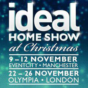 £7 Tickets for Ideal Home Show Black Friday Deal @ See Tickets