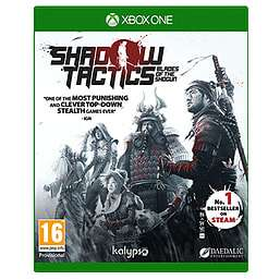 Shadow Tactics Xbox One/PS4 Black Friday £19.99 @ Game