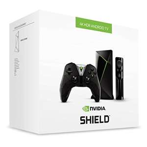 NVIDIA SHIELD TV 16 GB Media Streaming Device £159.99 @ Amazon
