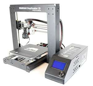 Wanhao i3 2.1 - Lowest price I've seen this, and one of the best i3 printers out there - £243.62 @ Amazon