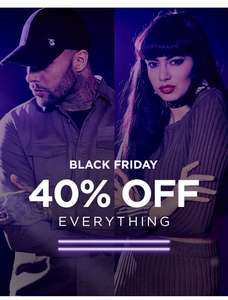 Black Friday Deal 40% off EVERYTHING @ Blue Inc