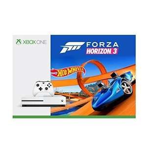 Xbox One S 500GB console with Forza Horizon 3 + Hot Wheels DLC (or Shadow of War or Rocket League or Minecraft)  - £145.98 - Amazon.de