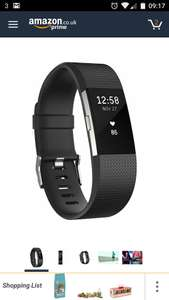 Fitbit Charge 2 with hr. - £89.99 @ AMAZON