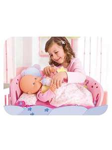 Nenuco Cradle Sleep With Me Doll was £44.99 now £20.99 C+C in Very's Cyber Monday Event ( £24.99 Prime Exclusive - £35 elsewhere)
