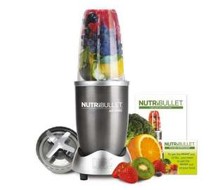 New Nutribullet Starter Kit - £49.99 - Argos - Only Available Whilst Stocks Last