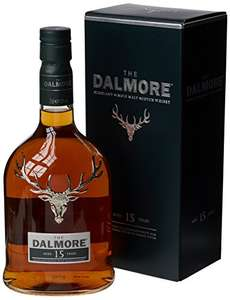 Dalmore 15 Year Old Single Malt Whisky £39.99 Amazon