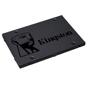 Amazon - Kingston 240 GB SSD A400 Solid State Drive 2.5 inch SATA £59.98