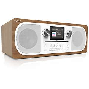 Pure Evoke C-F6 All-In-One Music System @ John Lewis for £229.95 (Save £120)
