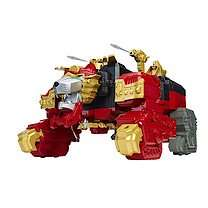 Power Rangers Ninja Steel Lion Fire Fortress Zord £49.99 The Entertainer