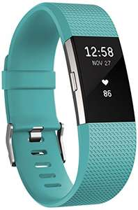 Fitbit Charge 2 Heart Rate Fitness Wristband £99.99 @ Amazon Prime (Teal/Plum/Rose/Black colours)
