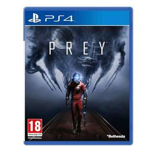Prey (PS4 / XBO) - £9.99 at Smyths in-store only