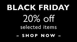 Black Friday Hotel Chocolat 20% off selected items