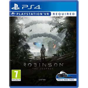 Robinson the journey £15.00 @ AO.COM yet again it is showing as in stock