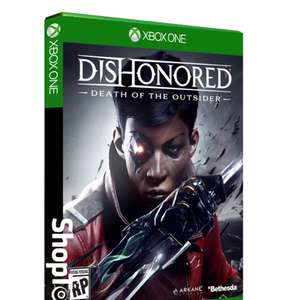 Dishonoured: Death Of The Outsider £9.85 @ Shopto (PS4/XB1)