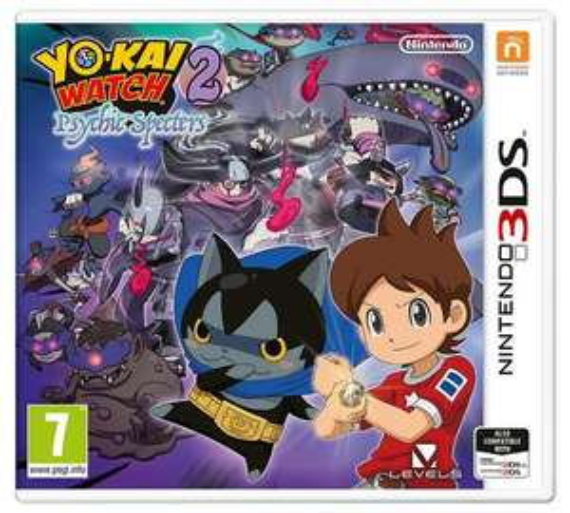 Yo-kai Watch 2: Psychic Specters (3DS Game) - £26.99 @ Argos