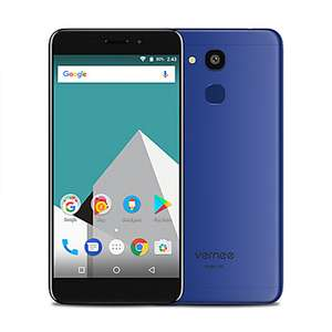Vernee M5 5.2 inch 4G Smartphone (4GB + 32GB 13MP Octa Core 3300mAh) Blue / Black £75.74 Delivered @ LITB
